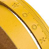 Náramky - Kožený náramok Pugnus Luteus - 10431734_