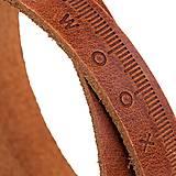 Náramky - Kožený náramok Pugnus Dilutus - 10432731_