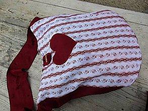 Nákupné tašky - pre červenú čiapočku - 10430595_