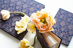 "Papiernictvo - Luxury set "" blue "" - 10432165_"