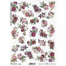 Papier - Ryžový papier R1338 - A4 - 10433085_