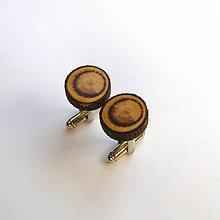 Šperky - Z brestovej halúzky - 10433726_