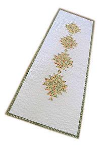 Úžitkový textil - Jarný obrus - štóla - 10436448_