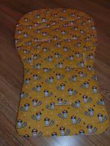 Textil - Podložka do Britax - 10437051_