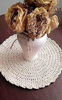 Úžitkový textil - sada 2 ks prestieraní - 10434984_