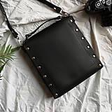 Tašky - Liam - kožená brašňa - 10435023_