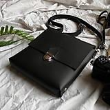 Tašky - Liam - kožená brašňa - 10435025_