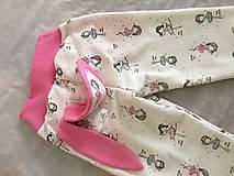 Detské oblečenie - Gaťušky s uškami - 10435748_