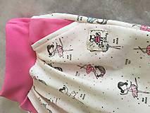 Detské oblečenie - Gaťušky s uškami - 10435751_