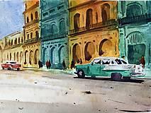 Obrazy - farby Havany - 10436112_