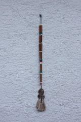 Náhrdelníky - Bohémsky náhrdelník so strapcami - 10434999_