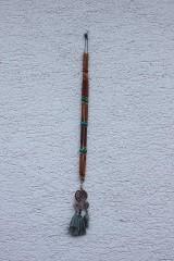 Náhrdelníky - Bohémsky náhrdelník so strapcami - 10435037_
