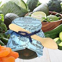 Potraviny - džem francúzsky so sušenými marhuľami 245g - 10434690_