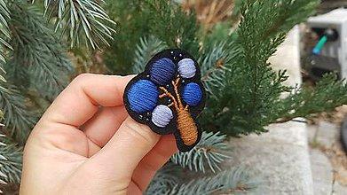 Odznaky/Brošne - Brošnička Lucky Tree - 10436628_