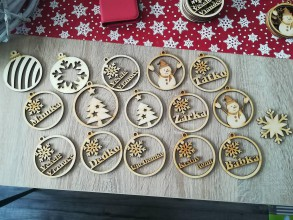 Grafika - Vianočné ozdoby - 10434936_