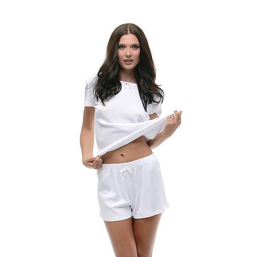 Dámske pyžamo z organickej bavlny