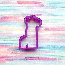 Pomôcky - Vykrajovačka Žirafa - 10437299_