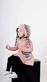 Detské oblečenie - Rastúce zajkošaty - 10436313_