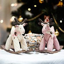 Bábiky - Textilný sobík - 10435795_
