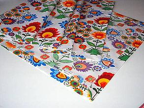 Úžitkový textil - štóla na stôl140x45 - 10434970_
