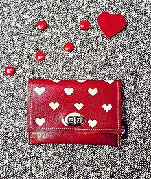Peňaženky - Purse love - 10435308_