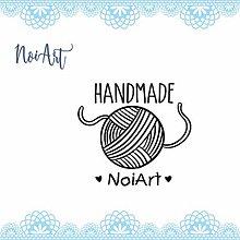 Papiernictvo - Handmade pečiatka 136 - 10438907_