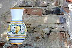 Dekorácie - Sedliacka váza - 10440200_