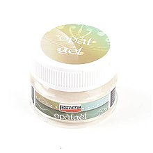 Farby-laky - Opalizujúci gél na sklo, 25 ml - 10438390_
