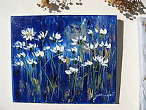 Obrazy - Fleurs de nuit - 10440367_