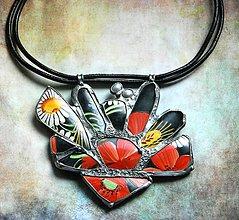 Sady šperkov - Chodské slavnosti - 10439270_