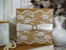 Papiernictvo - Kristin svadobná pohľadnica - 10440392_