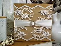 Papiernictvo - Kristin svadobná pohľadnica - 10440394_