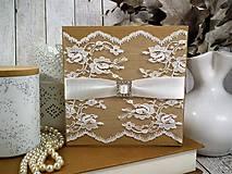 Papiernictvo - Kristin svadobná pohľadnica - 10440395_
