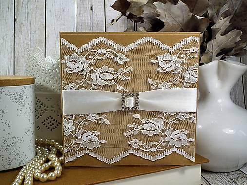 Kristin svadobná pohľadnica