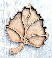 Pomôcky - Tácka z bukového dreva - 10439838_
