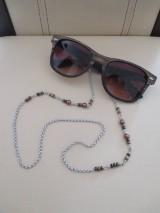 Iné šperky - Retiazka na okuliare - chirurgická oceľ - 10441623_