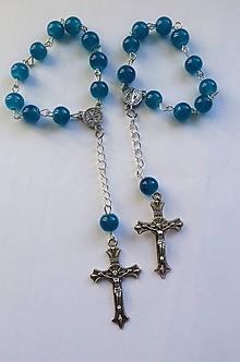 Iné šperky - Ruženec - 10438953_