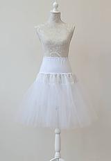 - Spodnička pod šaty/sukňu  (obvod pásu do 80cm) - 10440625_