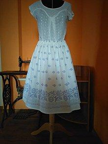 Sukne - Bordurovaná sukňa 1 - 10440429_