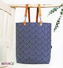 Batohy - Ava backpack n.17 kožené popruhy - 10438277_