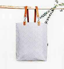 Batohy - Ava backpack n.18 kožené popruhy - 10438292_