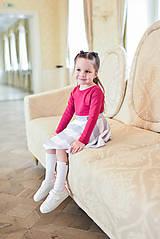 Šaty - točivé šaty MELL Sangria - 10438453_