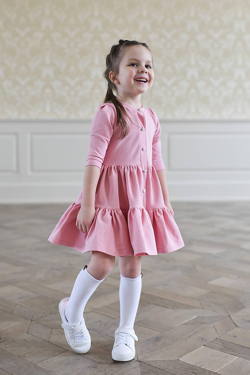 točivé šaty ALEXANDRA Coral Blusch