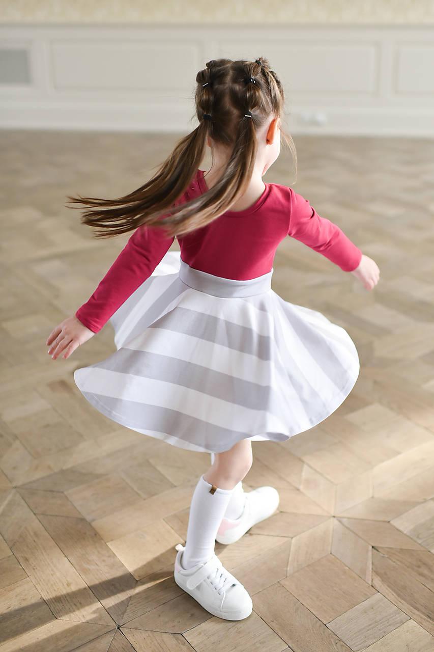 točivé šaty MELL Sangria