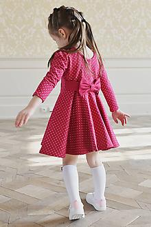 Šaty - točivé šaty SANGRIA - 10438311_