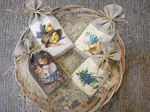 Úžitkový textil - Veľkonočné vrecúška. - 10441639_