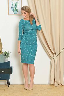 """Šaty - """"Rastúce"""" tehotenské i netehotenské - vlaštovky - 10438648_"""
