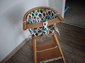 Detské doplnky - mantinel do stoličky - 10445157_