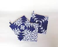 Úžitkový textil - Sada chňapiek - 10442879_