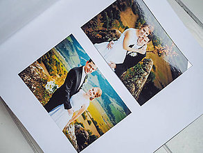Papiernictvo - Fotoalbum (Klasický na rožky 100 strán 30x30cm) - 10442533_